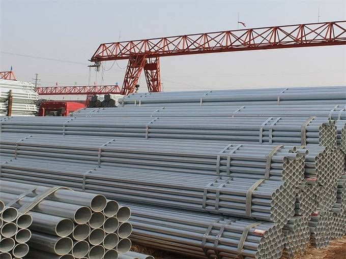 Hot Dip Galvanized Steel Pipe Manufacturers China Featured Image