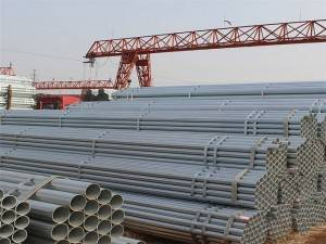 High Quality 100gsm Hot Dip Galvanized Steel Pipe