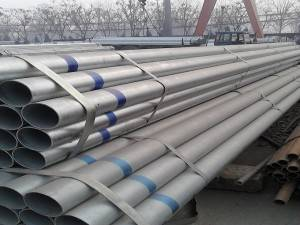 Zinc Coating Steel Pipe