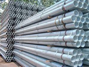 High quality and low price hot dip galvanized seamless tube