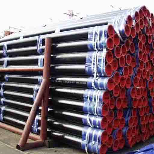 Steel Seamless Pipe -