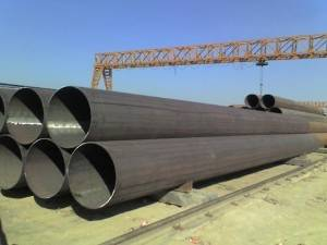 Astm A 53 ERW Weld Carbon Steel Pipe