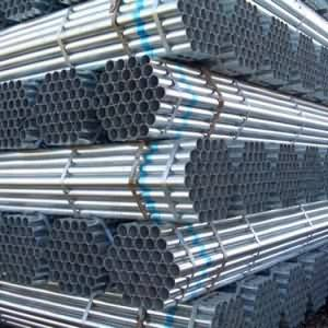 Hot Dip Zinc Galvanized Carbon Steel Pipe -