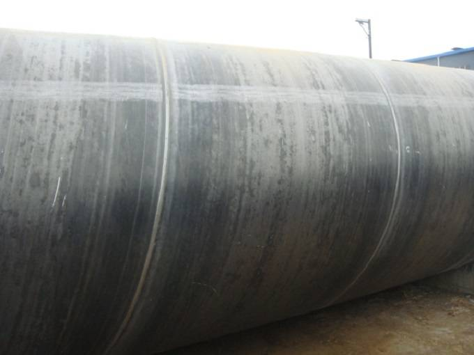 Water /gas And Oil Transport Used Spiral Welded Steel Pipe Featured Image