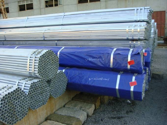 Hot dip galvanized steel pipe producer in china Featured Image