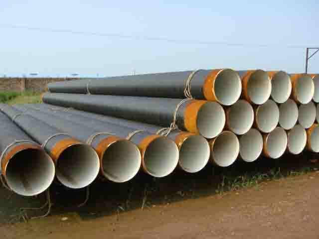 Round Steel Pipe -