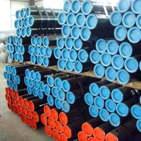 Pre Galvanised Erw Steel Pipe -