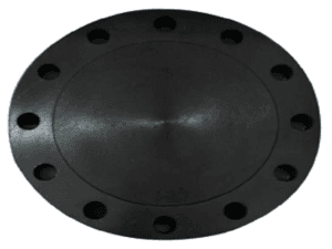 Large diameter blind flange