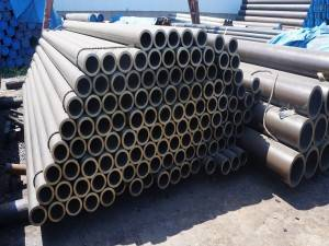 GRADE 20 SEAMLESS PIPE