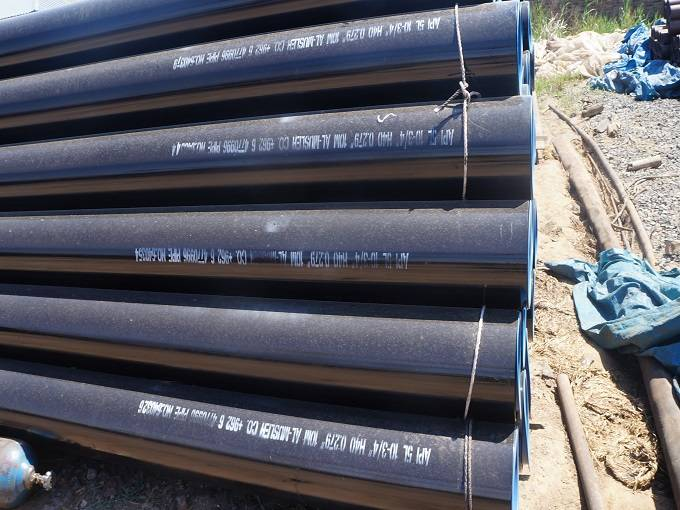 Stpg370 Seamless Carbon Steel Pipe Featured Image