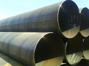 Sprial Welded Pipe Cement Liner