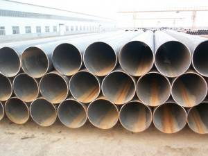 ERW/LSAW Welded Steel Pipe  Best Price In China