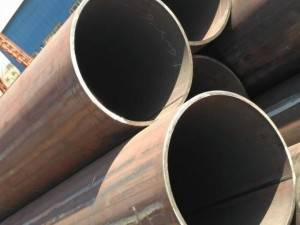 High Quality En10210 Erw Pipe