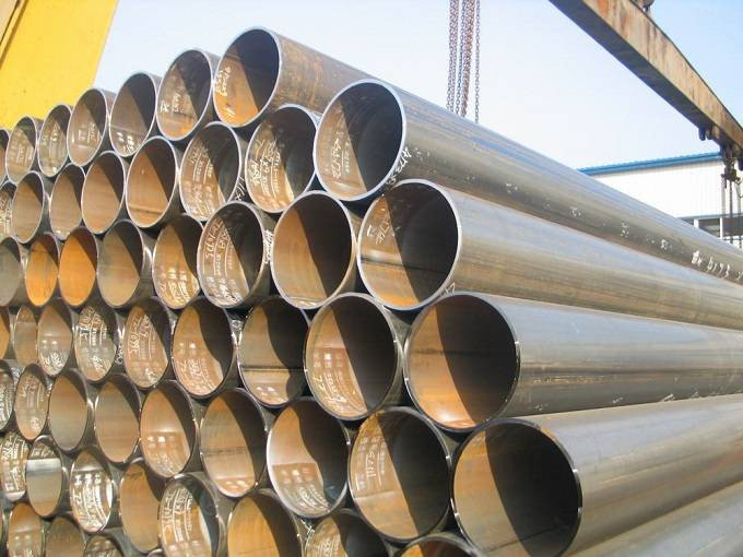 ERW/LSAW Welded Steel Pipe  Best Price In China Featured Image