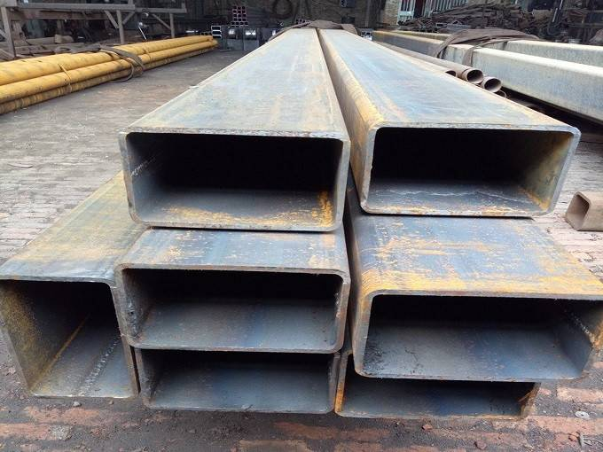 Chinese manufacturing company exporting European rectangular tubes Featured Image