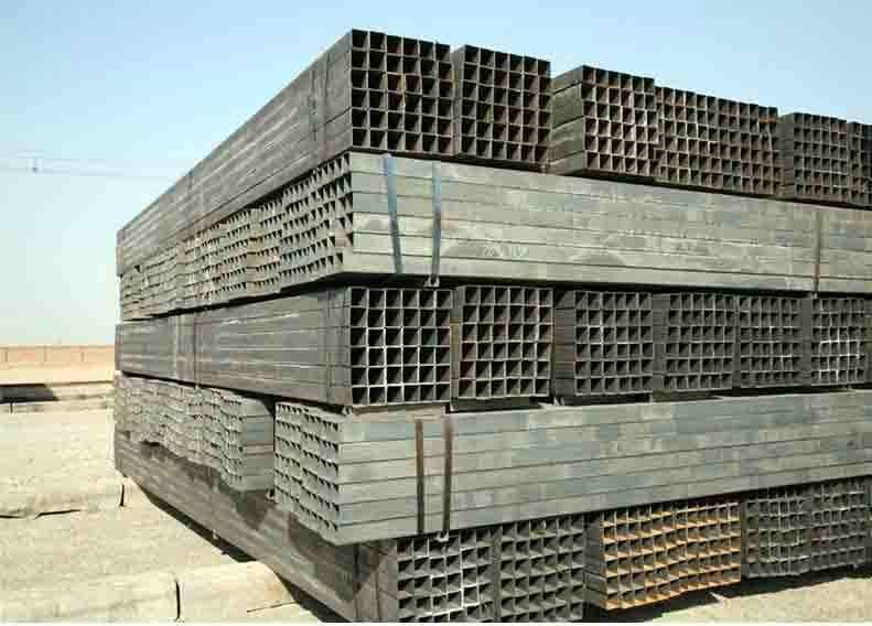 304 Stainless Rectangular Hollow Steel Pipe -