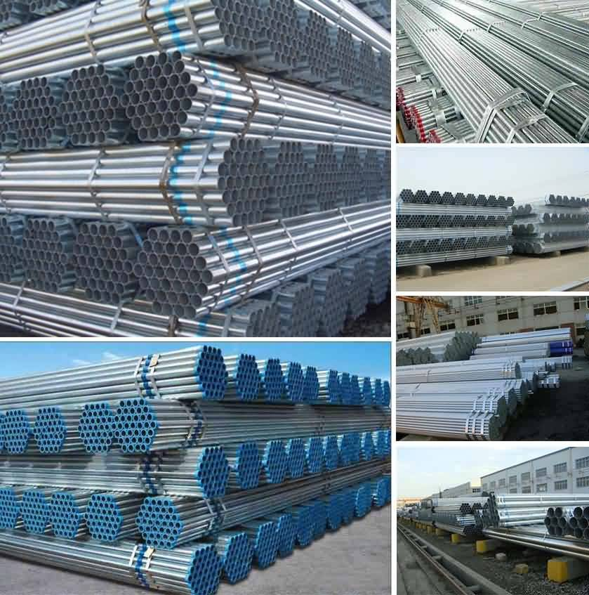 Welded Steel Pipe -