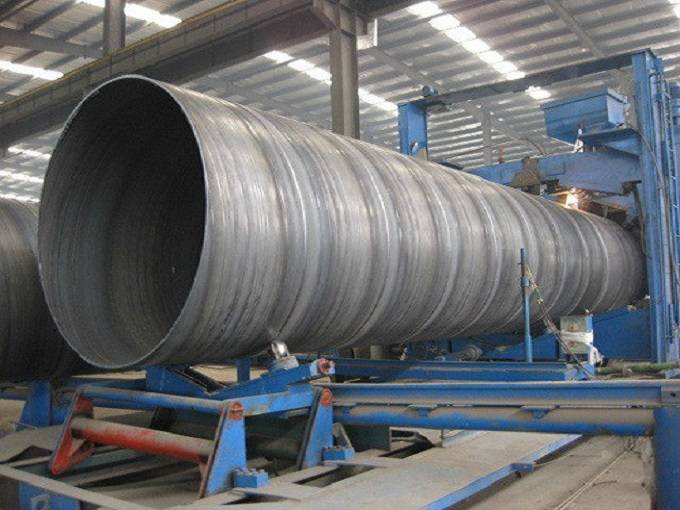Cement Lined Spiral Welded Steel Pipe Featured Image