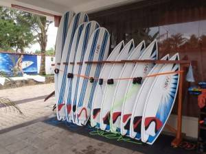Customized Surfboards