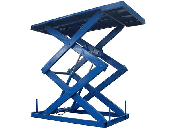 Factory supplied Vertical Platform Lift -