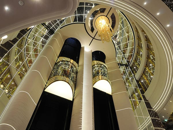 Discountable price Round Glass Elevator -