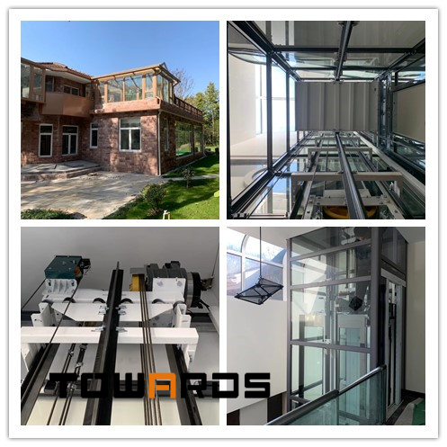 Towards New Customized Villa Lift