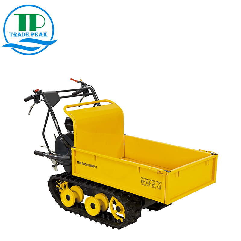 TRADE PEAK mini dumper QTP300B with CE Featured Image