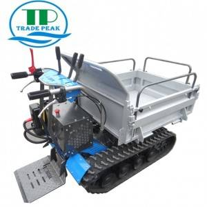 Electric mini dumper QTP500E