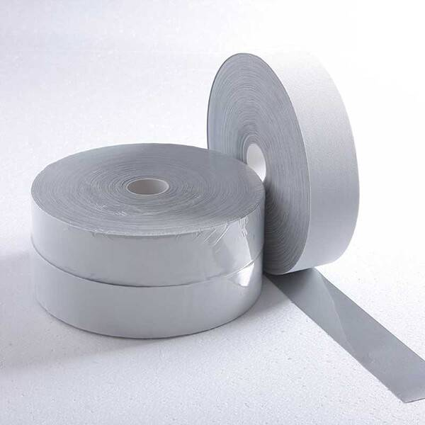High reputation Pvc Tape - Single Face Elastic Reflective Fabric-TX-1703-9 – Xiangxi