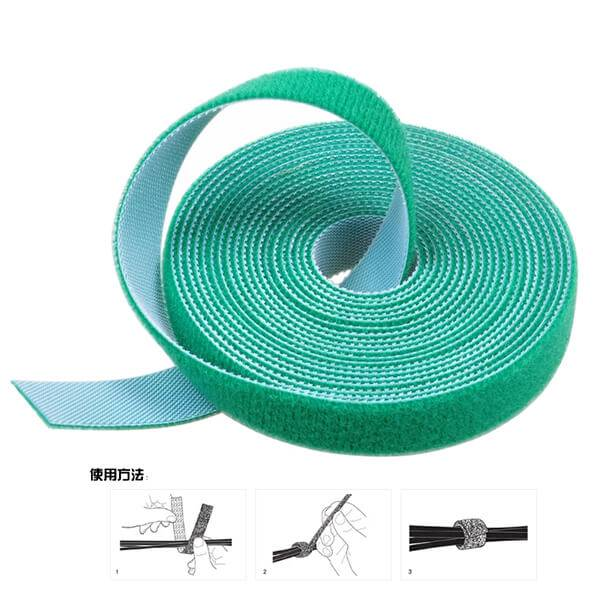 Best Price on Best 3m Reflective Tape - Back to Back Hook and Loop Tape – Xiangxi