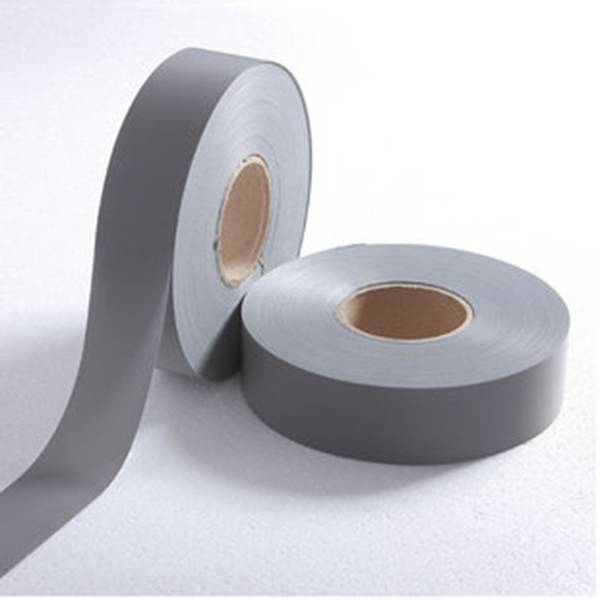 Discount wholesale Reflective Tape Yellow - Second Grade High Luster's Poly Grey Reflective Tape – Xiangxi
