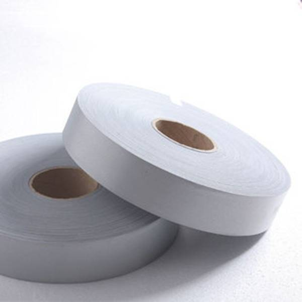 Factory source Pvc Adhesive Tape For Florr Marking - First Grade Silver T_C Reflective Fabric – Xiangxi