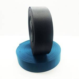 Factory Free sample China Factory Sale PP Webbing, Polyester Strap, Cotton Ribbon, Nylon Tape for Garment Accessories