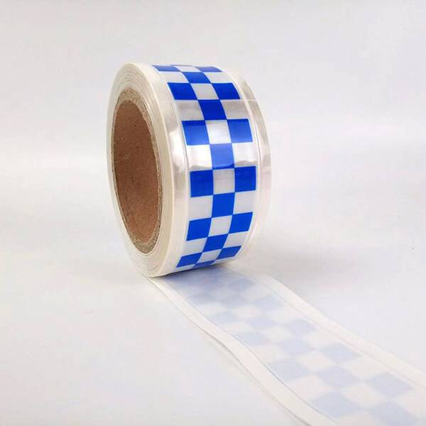 Micro Prismatic Reflective PVC Tape-TX-PVC002 Featured Image