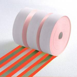 Aramid Flame Retardant Reflective Tapee Tape-TX-1703-NM2O
