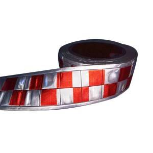 High Performance China Reflective Tape PE Warning Caution Tape 4bf9-23