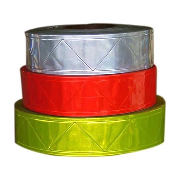 Micro Prismatic Reflective PVC Tape-TX-PVC001 Featured Image