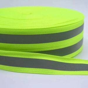 Poly Reflective webbing tape