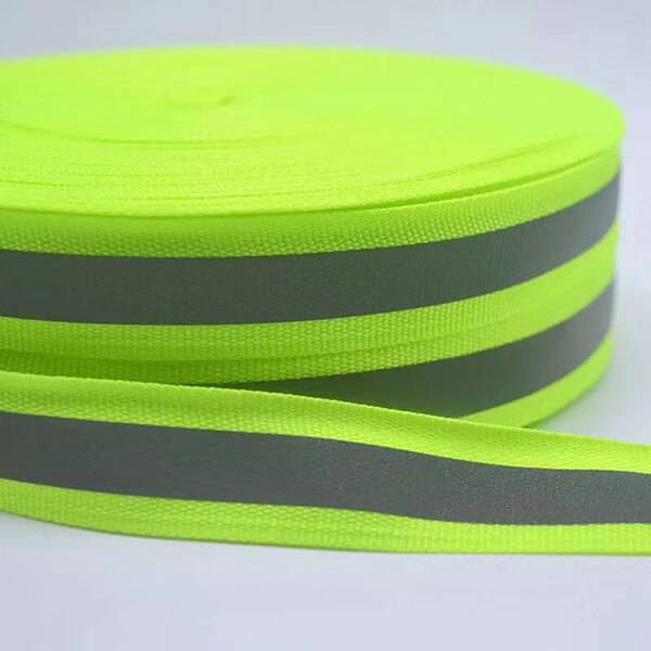 Wholesale Price Reflective Mesh Fabric Manufacturers - Poly Reflective webbing tape – Xiangxi