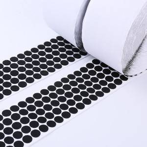 Adhesive Hook and Loop Dot