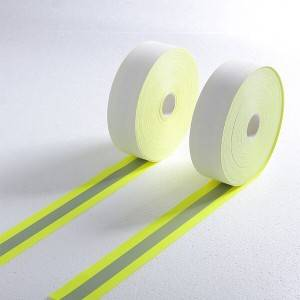 professional factory for Best Reflective Vest - Aramid Flame Retardant Reflective Tapee Tape-TX-1703-NM2Y – Xiangxi