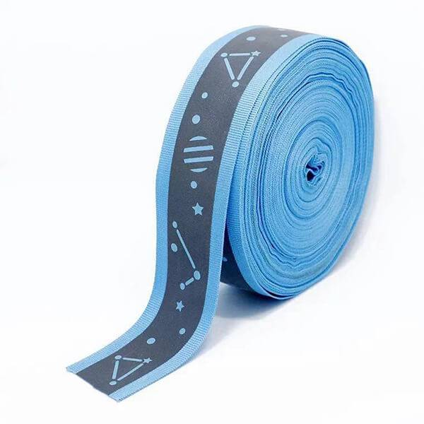 Europe style for Adhesive Tape - Customized Transfer Printing Reflective Tape – Xiangxi