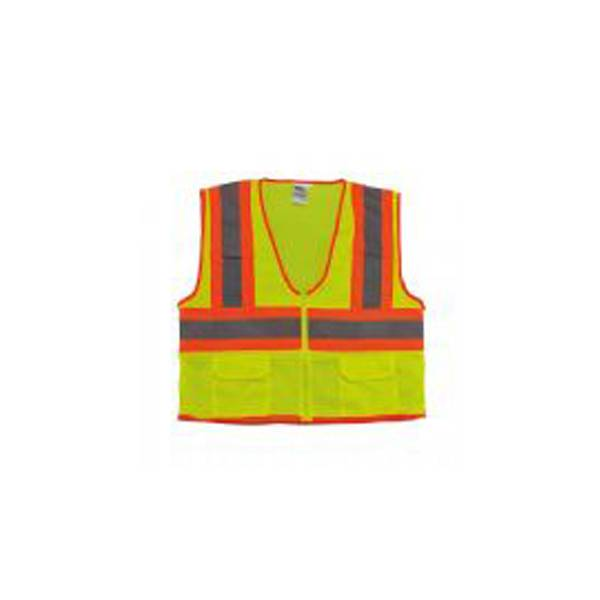OEM/ODM Factory Reflective Tape For Safety Cones - Reflective Vest – Xiangxi