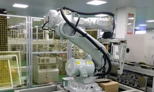 Warehousing Robot