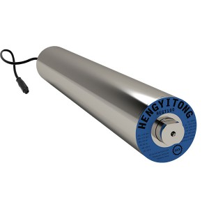 Special Design for Rubber Coated Conveyor Rollers -