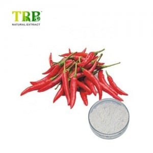 Chili Pepper Astrattu Capsaicin