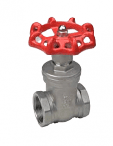 TG-101 Gate Valve Screw End 200WOG