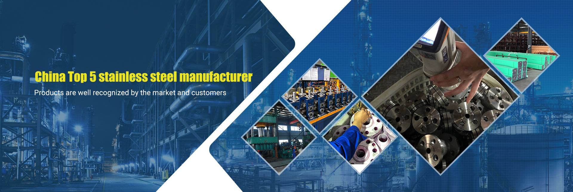 China Top 5 stainless steel manufacturer