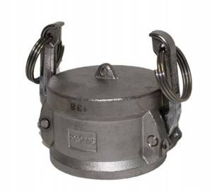 Type DC – Stainless Steel Camlock Coupling