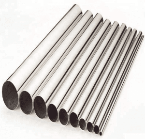 Oval shape welded stainless steel tube